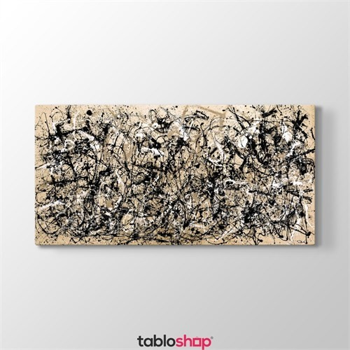Tabloshop Jackson Pollock - Autumn Rhythm Tablosu