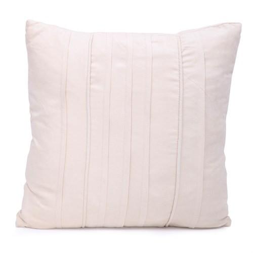 Altıncı Cadde Ivory Yastık 45X45 Cm