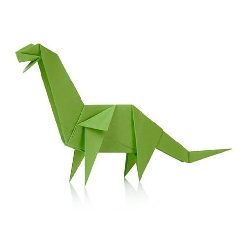 Npw Dinosaur Origami - Origami Seti - Dinazor Origami