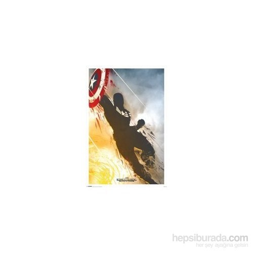 Maxi Poster Marvel Captain America Winter Soldier