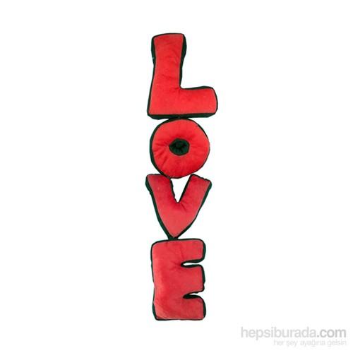 KullanAtMarket Love Yastık Asma Süs