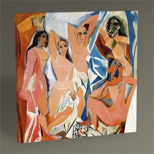 Tablo 360 Pablo Picassoles Demoiselles D'avignon Tablo 30X30