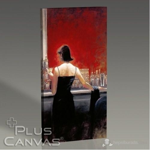 Pluscanvas - Evening Lounge Tablo