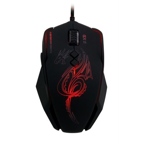 Frisby FM-G3280K GX6 PRO Gaming Makro Mouse & Gaming Mouse Pad
