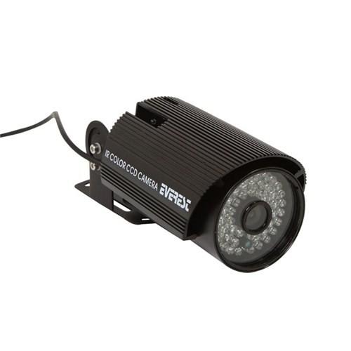 Everest Sfr-725 Color Sony 1/3` (633Ve3142) 420Tvl 54 Ledli Güvenlik Kamerası