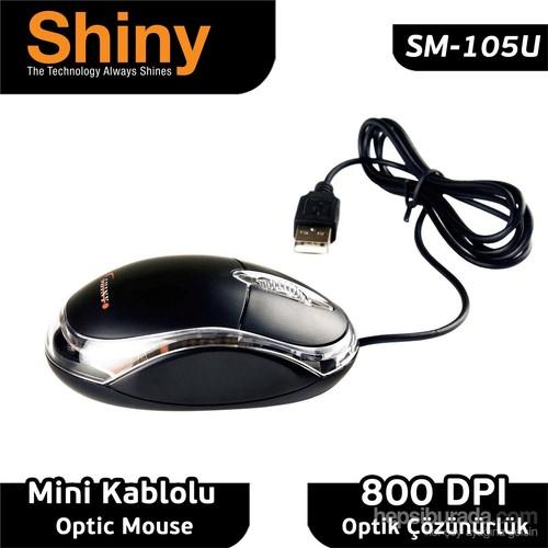 Shiny SM-105U USB Optic Mouse