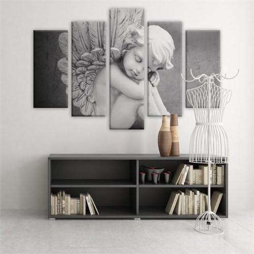 Dekoratif 5 Parçalı Kanvas Tablo-5K-Hb061015-195
