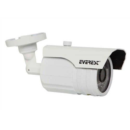 Everest Hv-701 1/3 Sony 4Mm 420Tvl 30 Ledli Güvenlik Kamerası