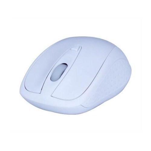 Flaxes Flx-909Wsb Kablosuz 2.4 Ghz 1600 Dpı Beyaz Mouse