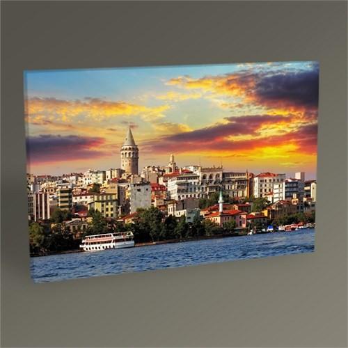 Tablo 360 İstanbul Günbatımı Tablo 45X30