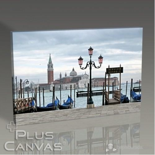 Pluscanvas - Venedik - Lagune Tablo