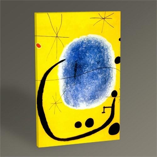 Tablo 360 Joan Miro Gökyüzünün Altın Rengi 45X30