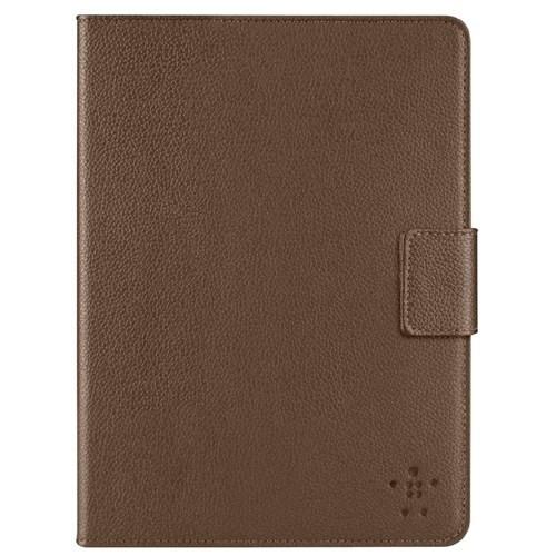Belkin iPad Mini Stand Kahverengi Folio Kılıf (F7N018vfC01)