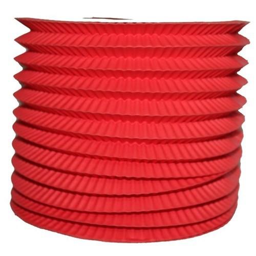 Pandoli Kırmızı Renk Gemici Feneri Akordeon Uzar Süs