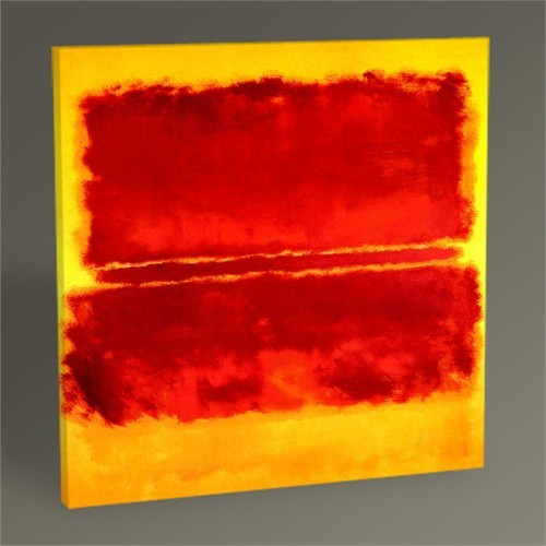 Tablo 360 Mark Rothko Untitled Tablo 30X30