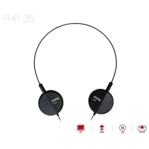 Frisby FHP-35 Kulaküstü Kulaklık - Siyah