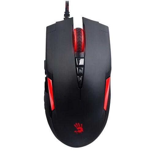 Bloody V2 Multi Core Siyah Holeless Oyuncu Mouse