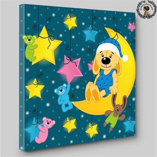 Artred Gallery 60X60 Çocuk Odası Işıklı Tablo
