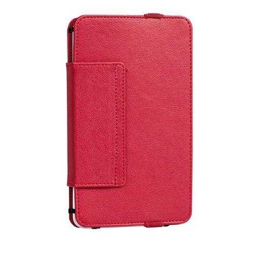 """Eye-Q EQ-LT230R Samsung Galaxy TAB4 7"""" Kırmızı Tablet Kılıfı"""