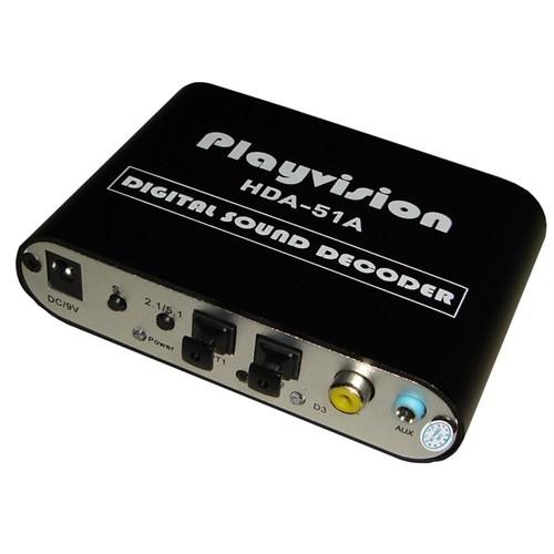 Playvision HDA-51A Digital Sound Decoder