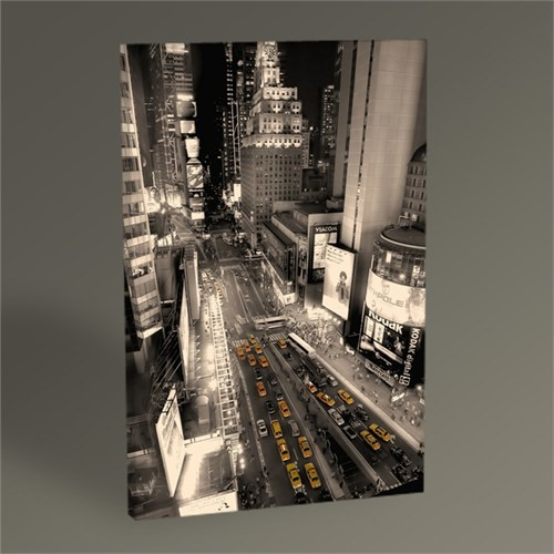 Tablo 360 New York Times Square Tablo 45X30