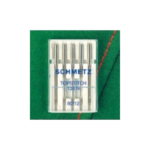 Schmetz Universal Nakış İğnesi Uzun İğne Deliği 90 Numara 5'li Paket