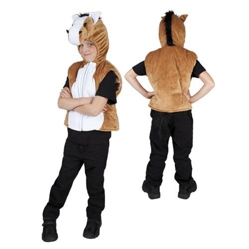 Parti Paketi Pony At Kostümü 5-7 Yaş