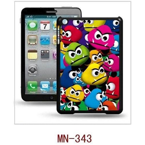I-Techgear iPad Mini 1/2/3 - 3D Hologramlı Dişler Arka Kapak (ITG-MN-343)