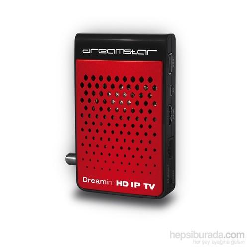 Dreamstar DREAMİNİ IP TV FULL HD UYDU ALICISI + HDMI KABLO HEDİYE
