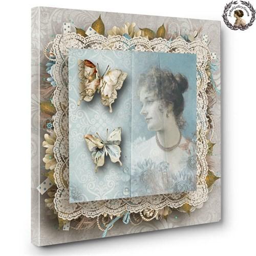 Artred Gallery Valentina Serisi Kanvas 9. Tablo 60X60