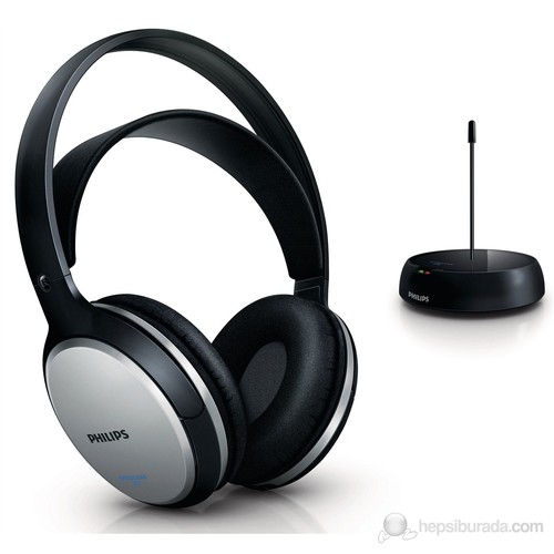 Philips SHC5100/10 Kablosuz Kulaküstü Kulaklık