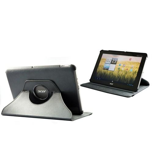Microsonic 360 Rotating Stand Deri Kılıf Acer A200 (CS150-360-ACER-A200)