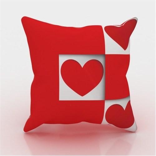 Erenev 9137 Dama Aşkı Dekoratif Yastık