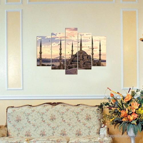 Dekorjinal 5 Parçalı Dekoratif Tablo D5tp40