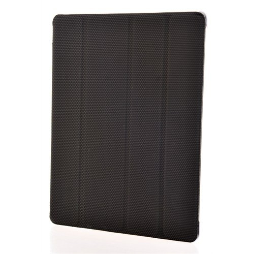 Cover Me Apple İpad 4 Kılıf Standlı Siyah