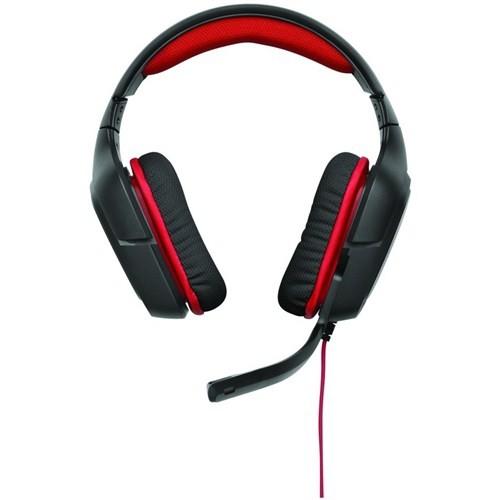 Logitech G230 Oyuncu Kulaküstü Kulaklık (981-000540)