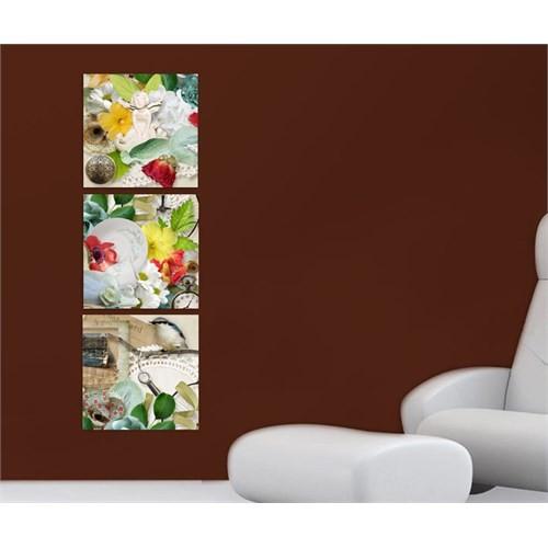 Artred Gallery Biblo Melek Kanvas 50X155 Tablo