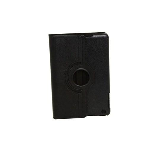 Addison Ip-165 Siyah Deri Kılıf İpad Mini