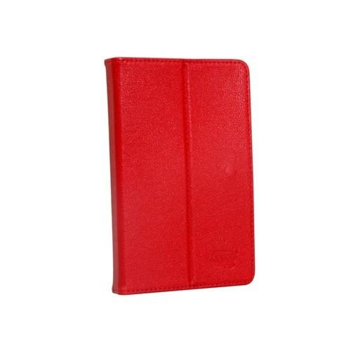 Addison Ip-315 Gül Kırmızı 10.1` Ayarlı Üniversal Standlı Tablet Pc Kılıfı