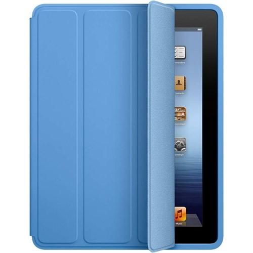 Apple iPad Mavi Poliüretan Smart Case MD458ZM/A