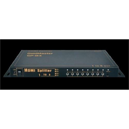 Goldmaster Sp-84 1X8 Hdmi Splitter