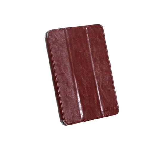 Addison Ip-1061 Kahverengi Ipad Mini Deri Kılıf