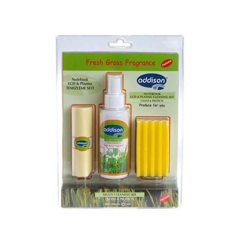 Addison 300261 110Ml Sprey+ Fiber Bez+ Sünger Perfume Lcd/Plazma Temizleme Seti