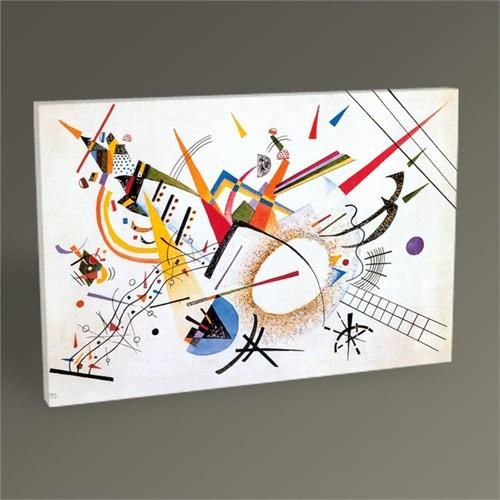 Tablo 360 Wassily Kandinsky All Around Tablo 45X30
