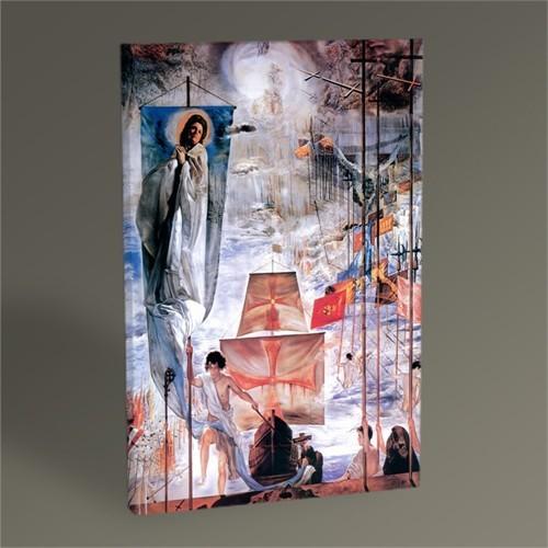 Tablo 360 Salvador Dali Discovery Of America 45X30