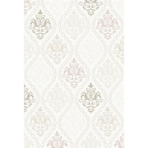 Tiffany Halı Tiffany Elegance T4323 150X230 Beyaz/Pembe