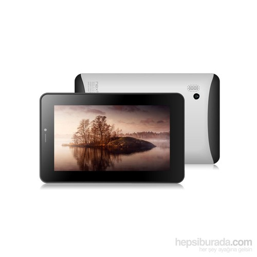 "Nextbook Nx007hd-7994Gdw 7"" D.Core A5 1Ghz 1Gb 4Gb 3G Voice Telefon Özellikli Tablet"