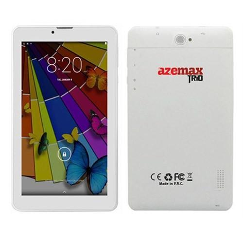 """Azemax Trio 3G 7"""" IPS Ekran 4 Çekirdek 1GB Ram 8GB Tablet Pc"""