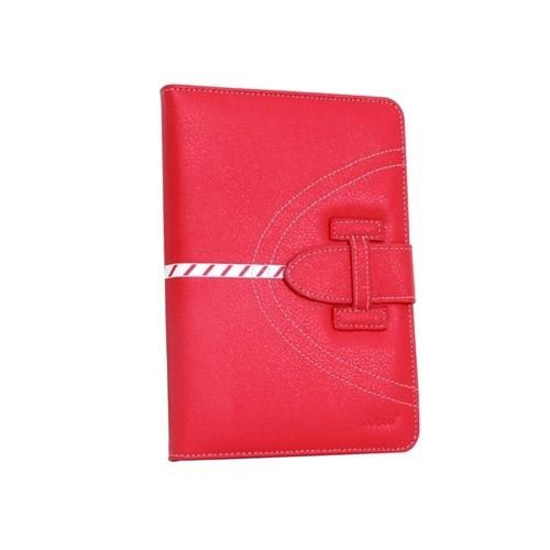 Addison Ip-211 Kırmızı 10` Üniversal Standlı Tablet Pc Kılıfı