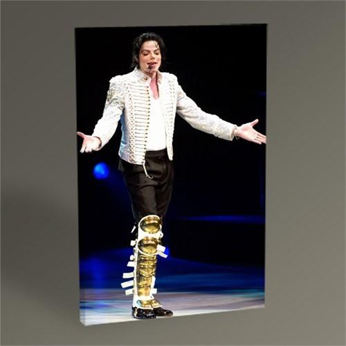 Tablo 360 Michael Jackson Tablo 45X30
